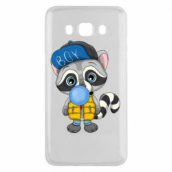 Чехол для Samsung J5 2016 Little raccoon
