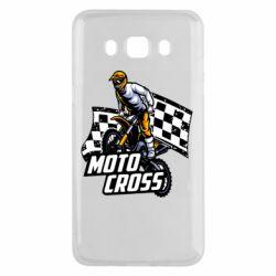 Чехол для Samsung J5 2016 Motocross