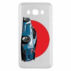 Чехол для Samsung J5 2016 Nissan GR-R Japan