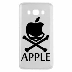 Чехол для Samsung J5 2016 Pirate Apple