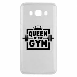 Чохол для Samsung J5 2016 Queen Of The Gym