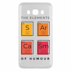 Чохол для Samsung J5 2016 Sarcasm
