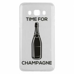 Чохол для Samsung J5 2016 Time for champagne