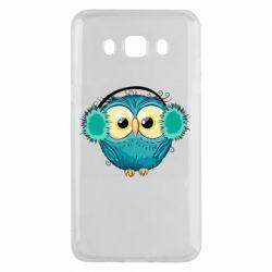 Чехол для Samsung J5 2016 Winter owl