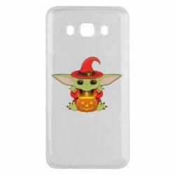 Чохол для Samsung J5 2016 Yoda conjures