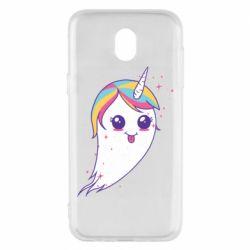 Чохол для Samsung J5 2017 Ghost Unicorn