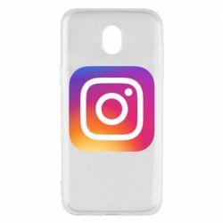 Чохол для Samsung J5 2017 Instagram Logo Gradient