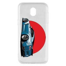 Чехол для Samsung J5 2017 Nissan GR-R Japan