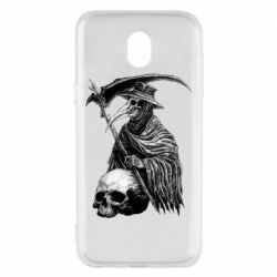 Чехол для Samsung J5 2017 Plague Doctor graphic arts