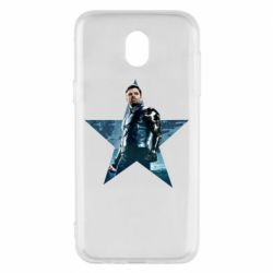 Чохол для Samsung J5 2017 Winter Soldier Star