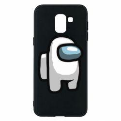 Чохол для Samsung J6 Astronaut Among Us