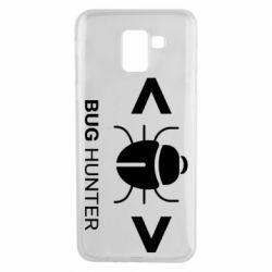 Чохол для Samsung J6 Bug Hunter