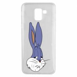 Чохол для Samsung J6 Bugs Bunny Meme Face