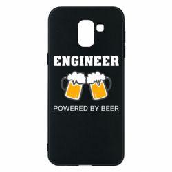 Чохол для Samsung J6 Engineer Powered By Beer