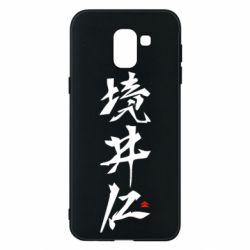 Чохол для Samsung J6 Ghost Of Tsushima Hieroglyphs