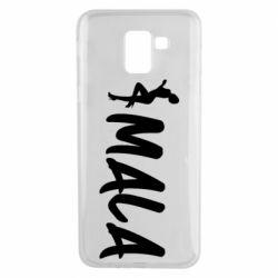 Чохол для Samsung J6 MALA