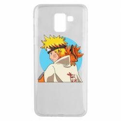 Чохол для Samsung J6 Naruto Uzumaki Hokage