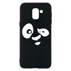 Чохол для Samsung J6 Panda Po