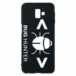 Чохол для Samsung J6 Plus 2018 Bug Hunter