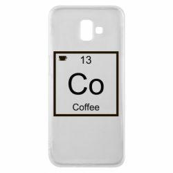 Чохол для Samsung J6 Plus 2018 Co coffee