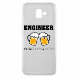 Чохол для Samsung J6 Plus 2018 Engineer Powered By Beer