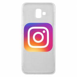 Чохол для Samsung J6 Plus 2018 Instagram Logo Gradient
