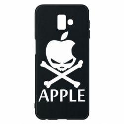 Чехол для Samsung J6 Plus 2018 Pirate Apple