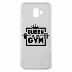 Чохол для Samsung J6 Plus 2018 Queen Of The Gym