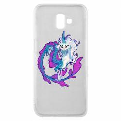 Чохол для Samsung J6 Plus 2018 Sisu Dragon Art