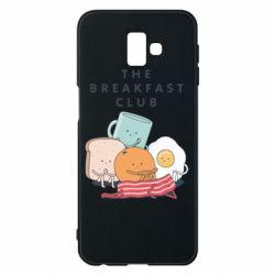 Чохол для Samsung J6 Plus 2018 The breakfast club