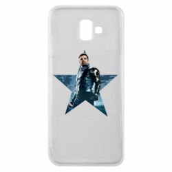 Чохол для Samsung J6 Plus 2018 Winter Soldier Star