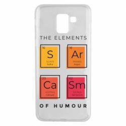 Чохол для Samsung J6 Sarcasm