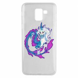 Чохол для Samsung J6 Sisu Dragon Art
