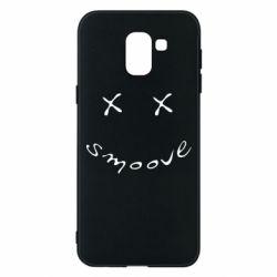 Чохол для Samsung J6 Smoove