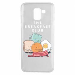 Чохол для Samsung J6 The breakfast club