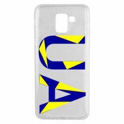 Чехол для Samsung J6 UA Ukraine