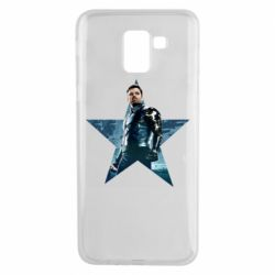 Чохол для Samsung J6 Winter Soldier Star