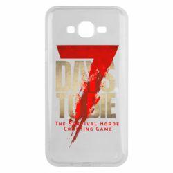 Чохол для Samsung J7 2015 7 Days To Die
