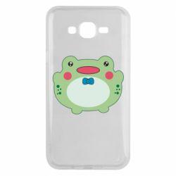 Чохол для Samsung J7 2015 Baby frog