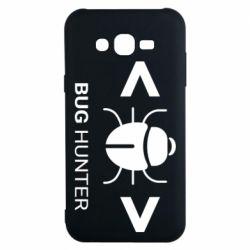 Чохол для Samsung J7 2015 Bug Hunter