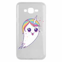 Чохол для Samsung J7 2015 Ghost Unicorn
