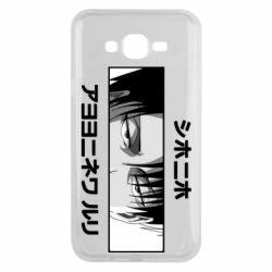 Чохол для Samsung J7 2015 Levi's Eyes