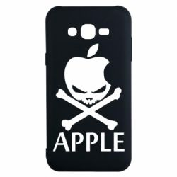 Чехол для Samsung J7 2015 Pirate Apple