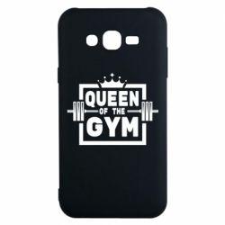 Чохол для Samsung J7 2015 Queen Of The Gym
