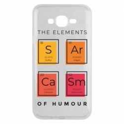 Чохол для Samsung J7 2015 Sarcasm