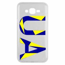 Чехол для Samsung J7 2015 UA Ukraine