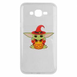 Чохол для Samsung J7 2015 Yoda conjures