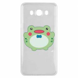 Чохол для Samsung J7 2016 Baby frog