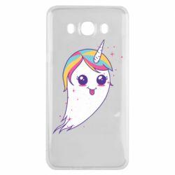 Чохол для Samsung J7 2016 Ghost Unicorn