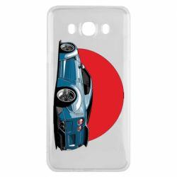 Чехол для Samsung J7 2016 Nissan GR-R Japan